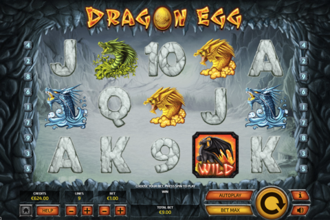 dragon egg tom horn pacanele