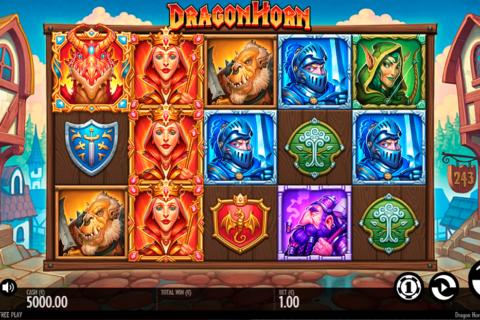 dragon horn thunderkick pacanele