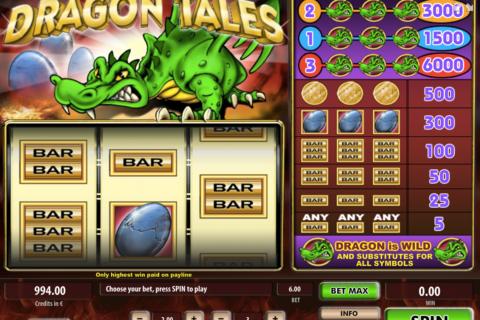 dragon tales tom horn pacanele
