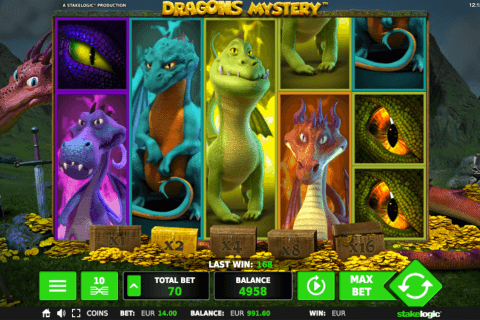 dragons mystery stake logic pacanele