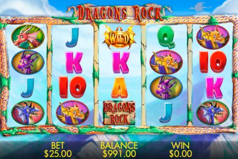 dragons rock genesis pacanele