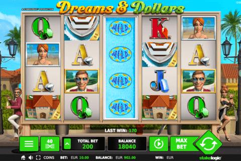 dreams dollars stake logic pacanele