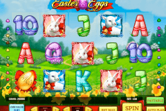 easter eggs playn go pacanele