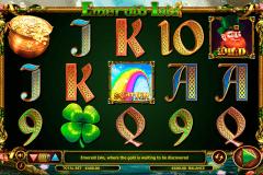 emerald isle netgen gaming pacanele