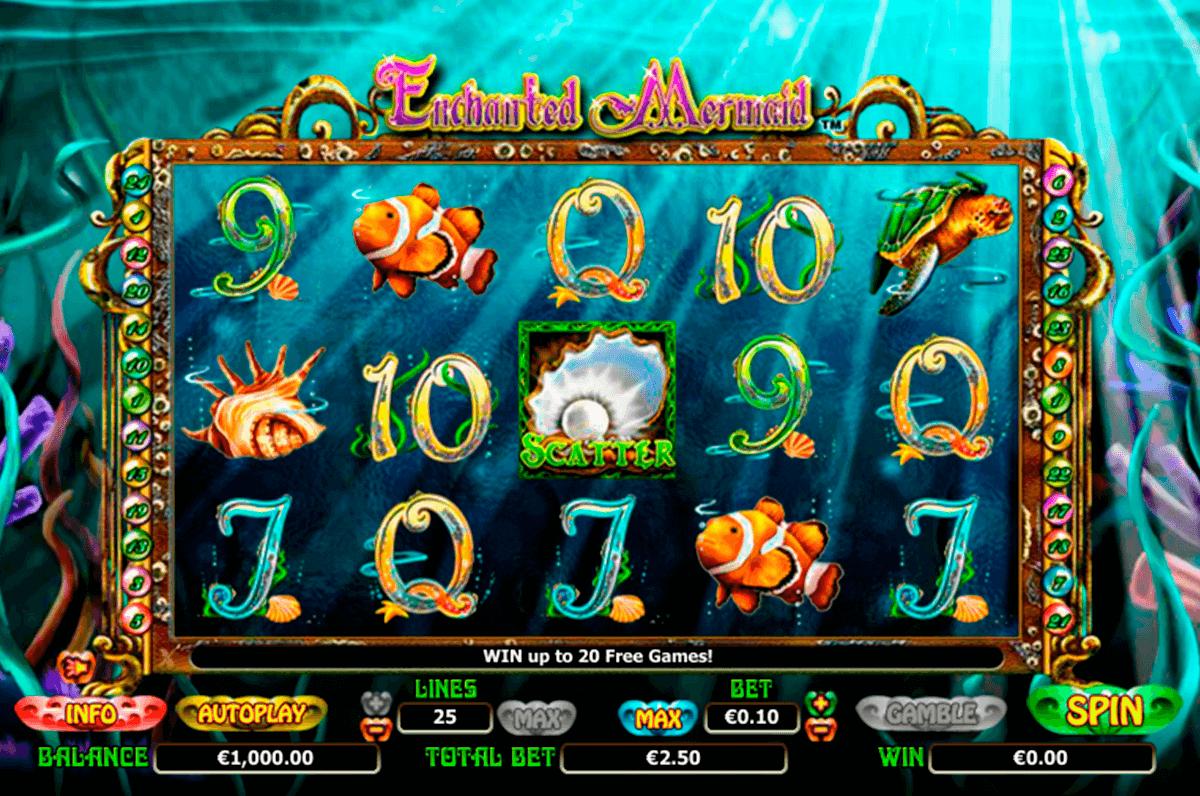 enchanted mermaid nextgen gaming pacanele
