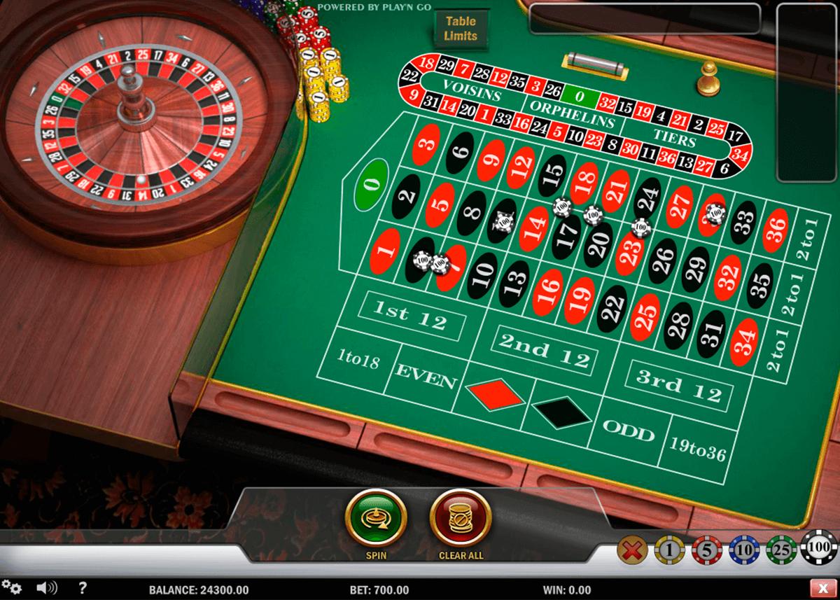 english roulette playn go ruleta