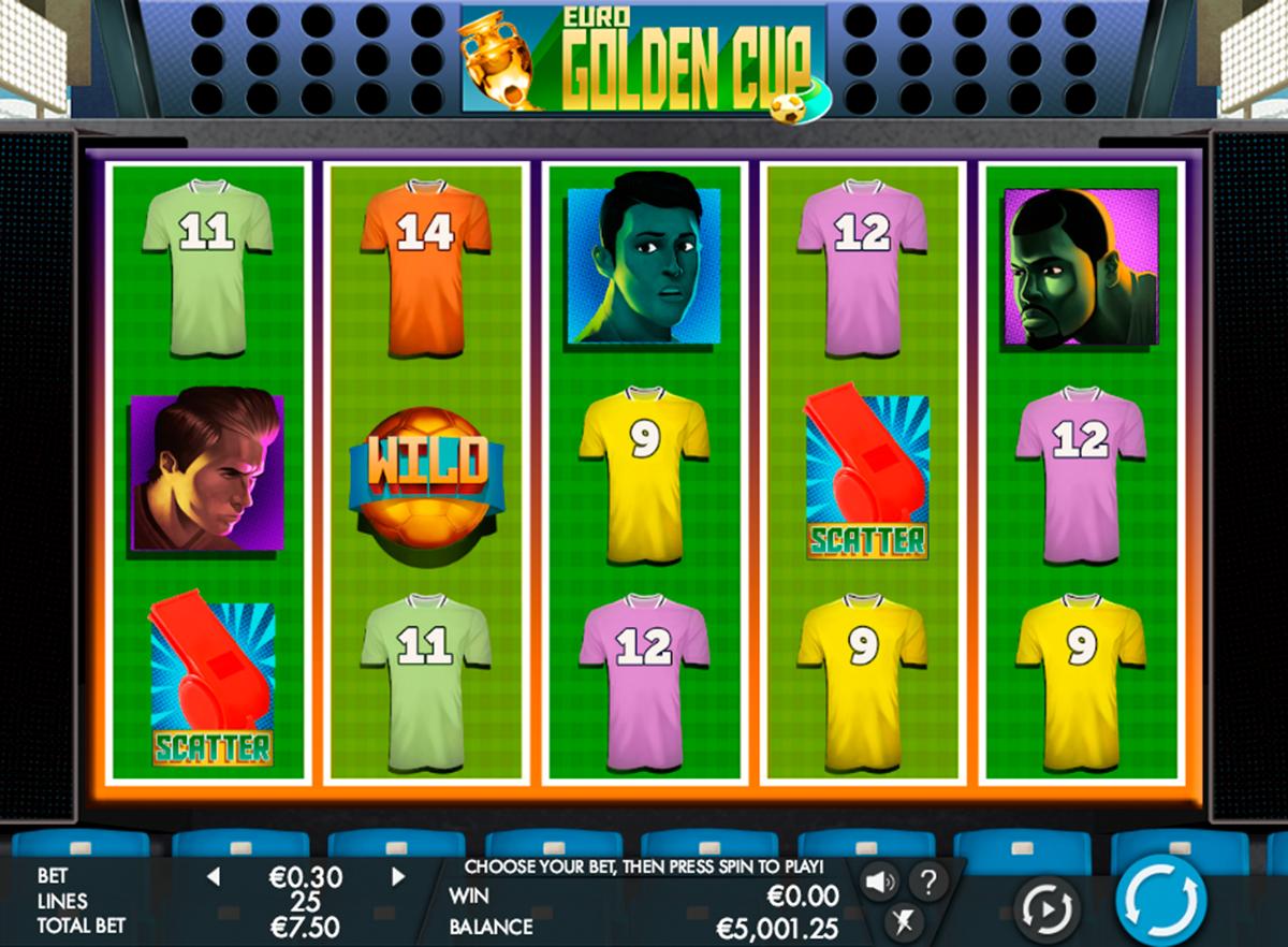 euro golden cup genesis pacanele