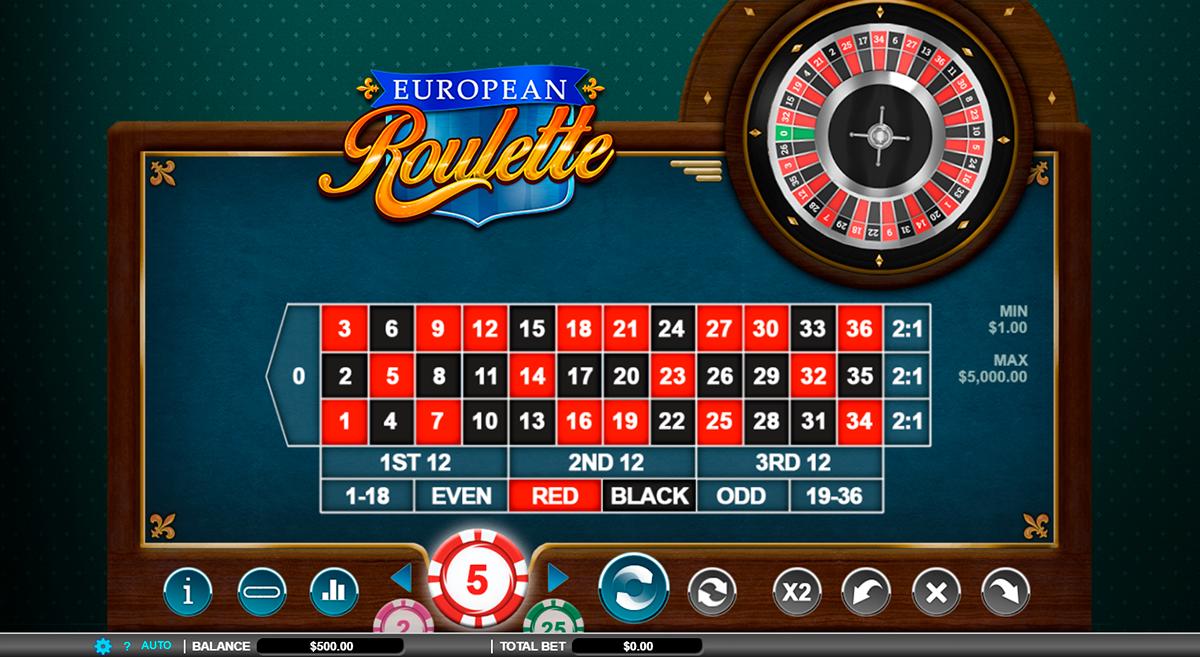 european roulette arrows edge ruleta
