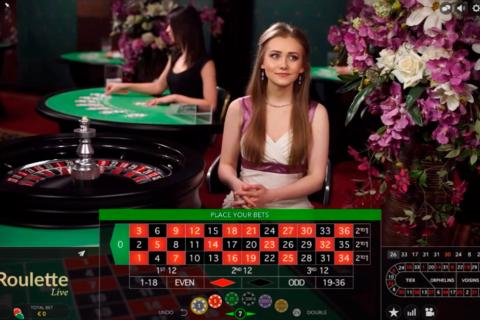european roulette evolution gaming ruleta