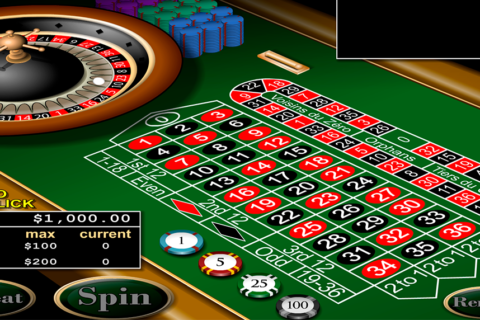 european roulette gamesos ruleta
