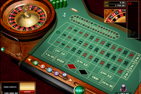 european roulette gold series microgaming ruleta