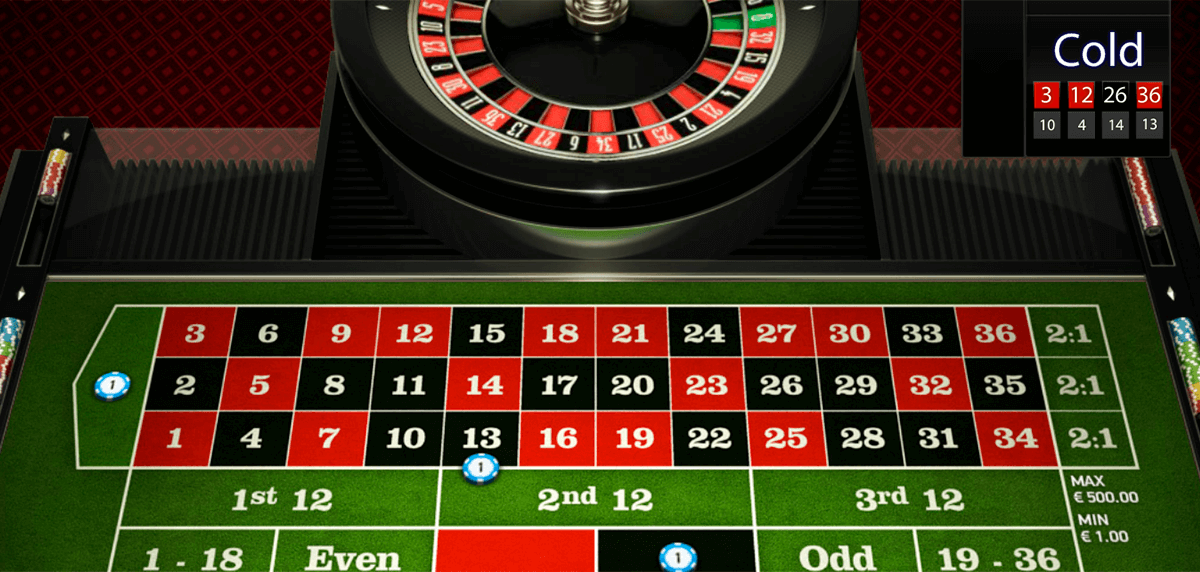 european roulette netent ruleta