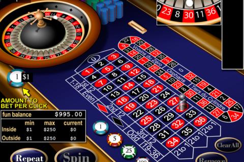 european roulette rtg ruleta
