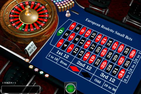 european roulette small bets isoftbet ruleta