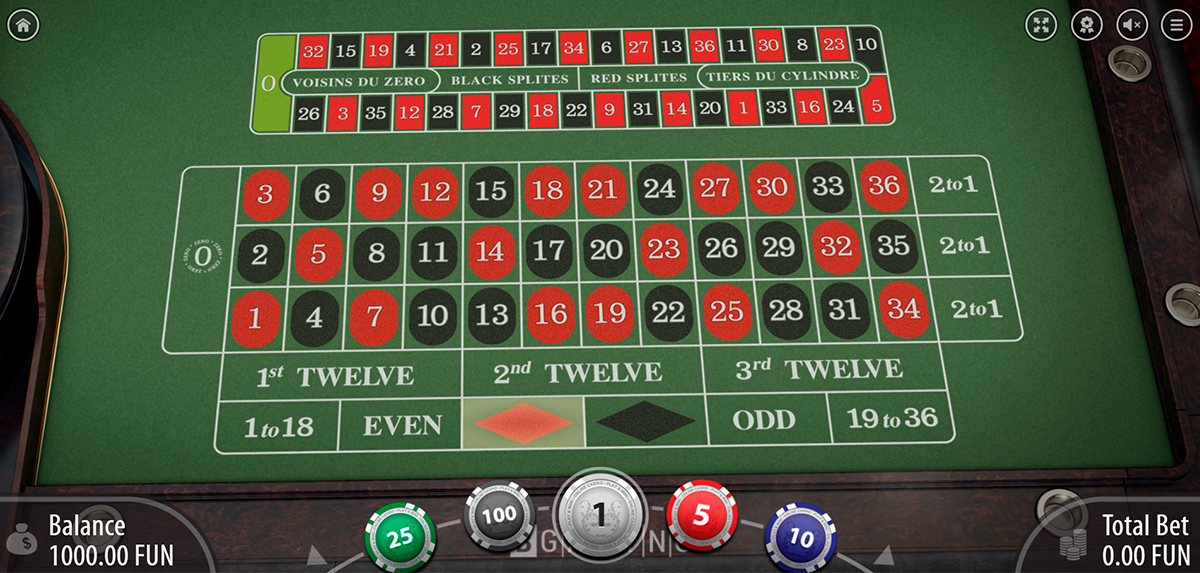 european roulette softswiss ruleta