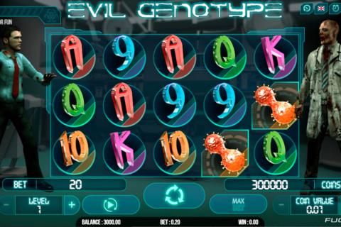 evil genotype fugaso pacanele