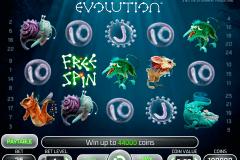 evolution netent pacanele