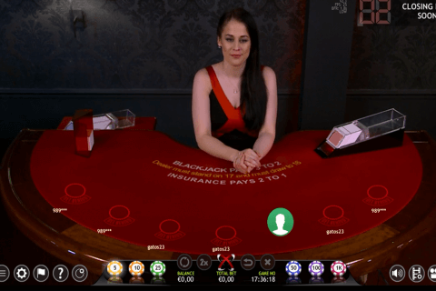 etreme blackjack etreme live gaming online