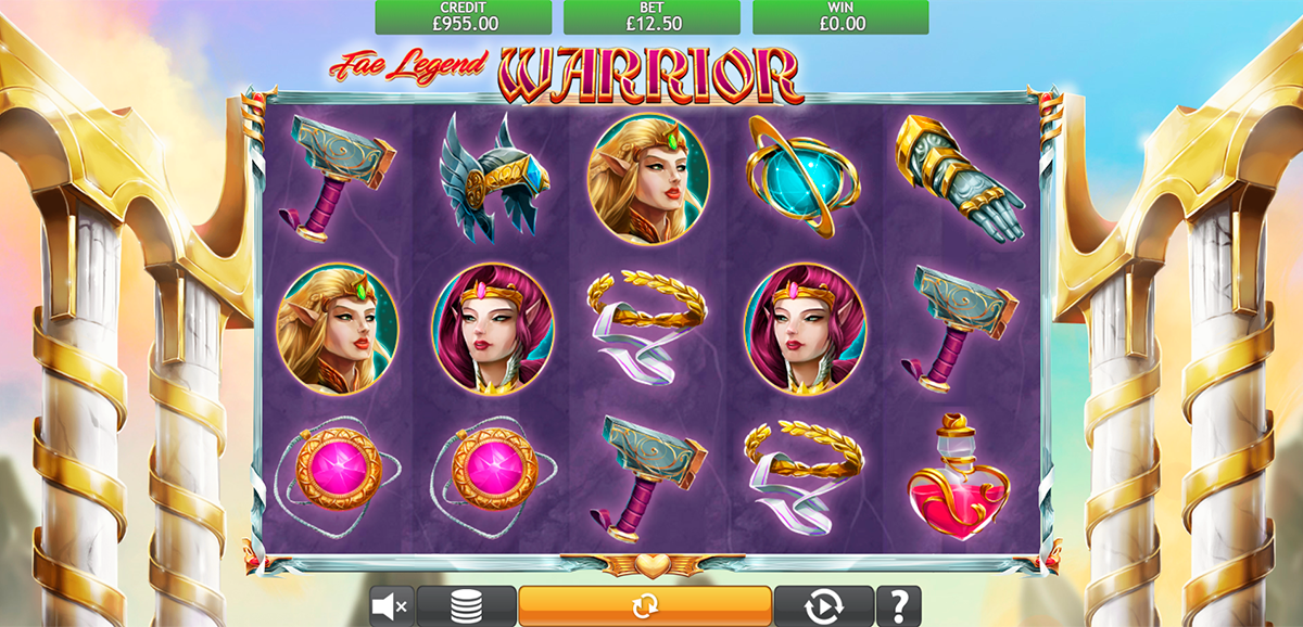 Spiele Warrior Legend - Video Slots Online