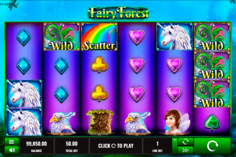 fairy forest platipus pacanele
