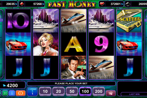 fast money egt pacanele