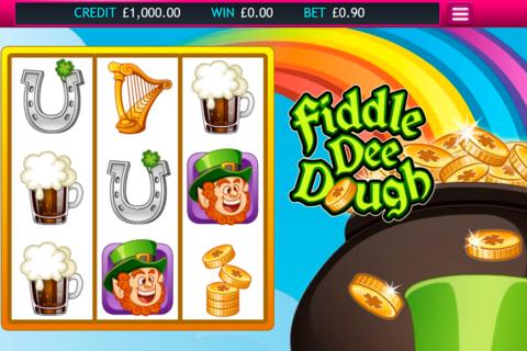 fiddle dee dough eyecon pacanele
