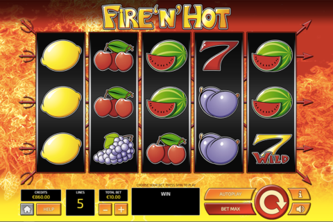 fire n hot tom horn pacanele