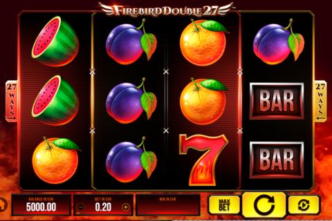 firebird double  synot games pacanele