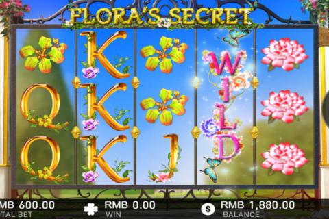 floras secret gameplay interactive pacanele