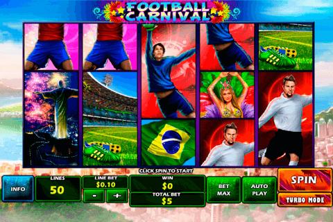 football carnival playtech pacanele