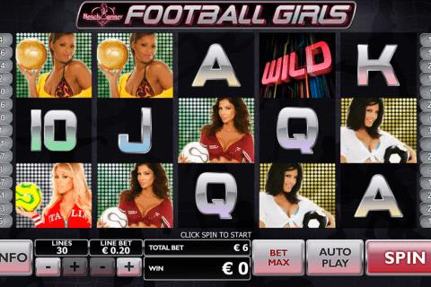football girls playtech pacanele