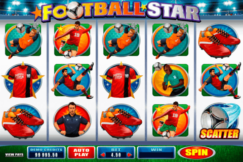 football star microgaming pacanele