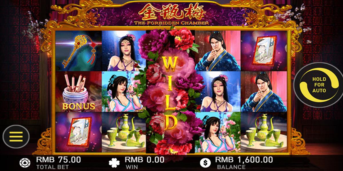 Spiele The Forbidden Chamber - Video Slots Online
