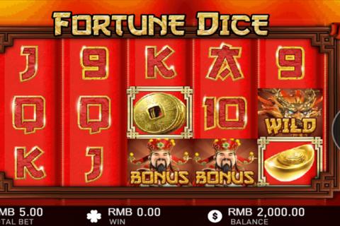 fortune dice gameplay interactive pacanele