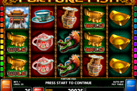 fortune fish casino technology pacanele