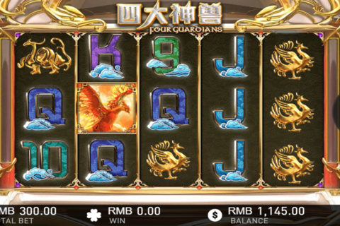 four guardians gameplay interactive pacanele