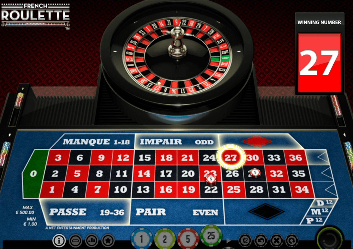 french roulette netent ruleta