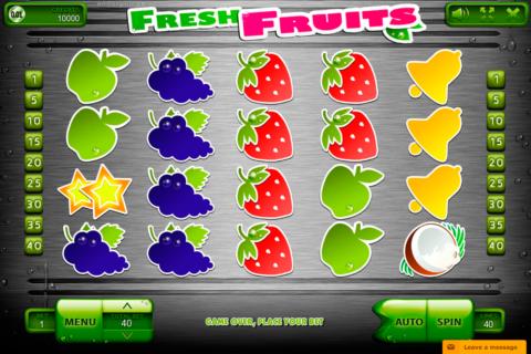 fresh fruits endorphina pacanele