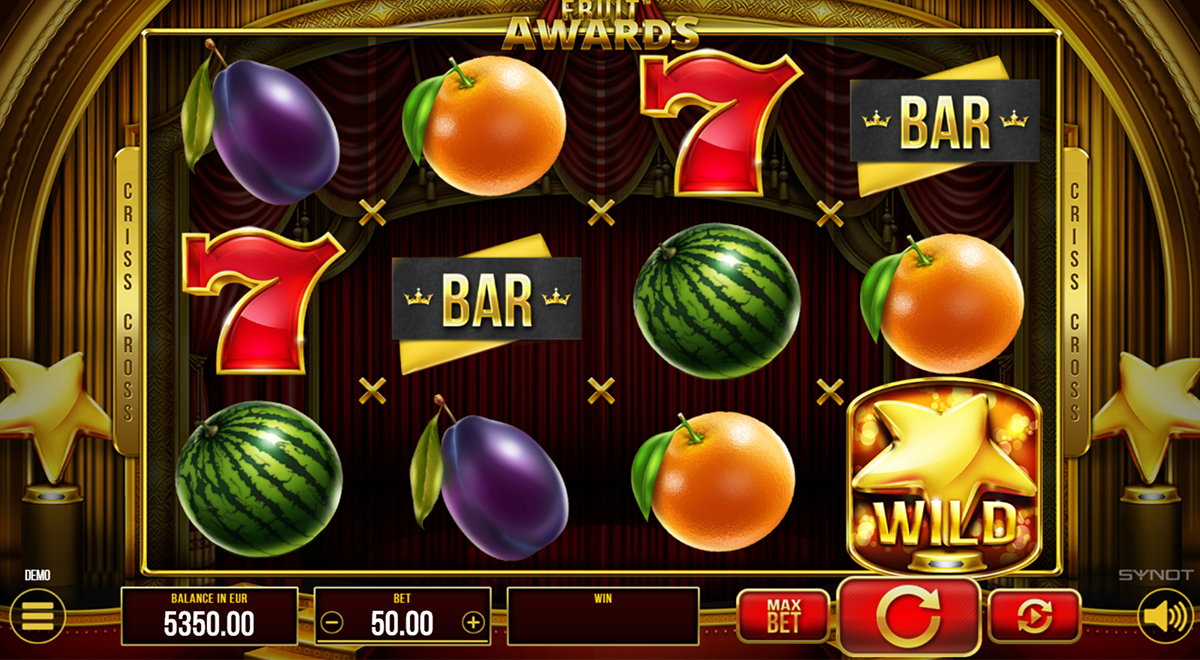 fruit awards synot games pacanele