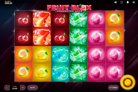 fruit blo red tiger pacanele