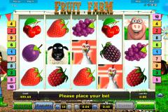 fruit farm novomatic pacanele