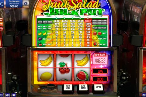 fruit salad jackpot gamesos pacanele