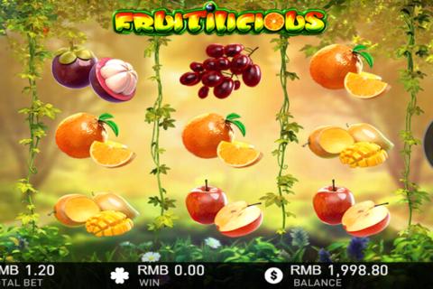 fruitilicious gameplay interactive pacanele
