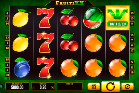 fruiti synot games pacanele
