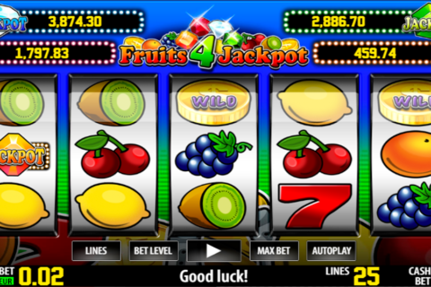 fruits  jackpot world match pacanele