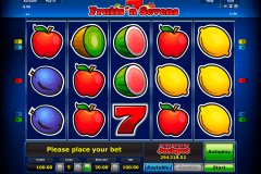 fruitsn sevens novomatic pacanele
