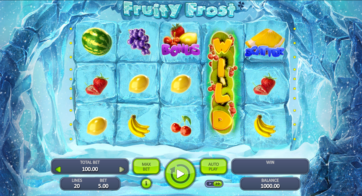 Spiele Fruity Frost - Video Slots Online