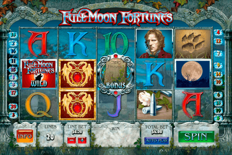 full moon fortunes playtech pacanele