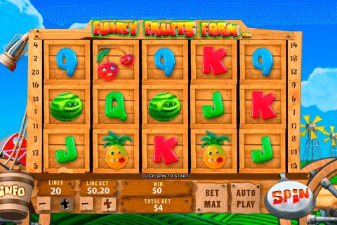funky fruits farm playtech pacanele