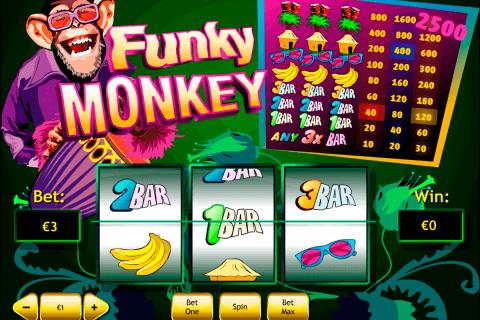 funky monkey playtech pacanele